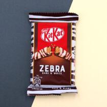 Kit Kat zebra szelet
