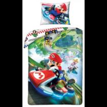 Super Mario Kart ágyneműhuzat