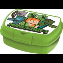 Minecraft zöld szendvicsdoboz