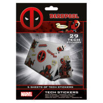 Marvel - Deadpool - Matrica szett