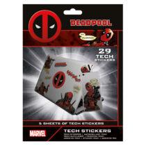Marvel - Deadpool - Matrica szett