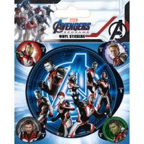 Marvel - Bosszúállók - Végjáték Matrica
