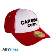 Dragon Ball Capsule Corp baseball sapka