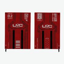 Doom - UAC Kaycard prémium jegyzetfüzet, A5