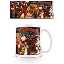 Deadpool - Comic Insufferable bögre