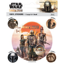 Star Wars: The Mandalorian Matrica szett