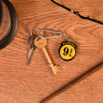 Harry Potter 9 ÉS ¾ vágány 3D kulcstartó