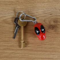 Marvel - Deadpool 3D kulcstartó