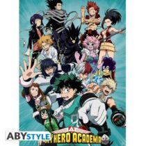 My Hero Academia - Heroes poszter