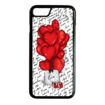 Balloon Love - RED - iPhone tok - (többféle)