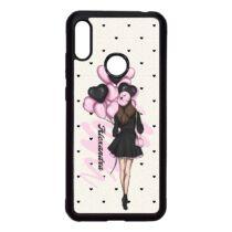 Kérd a Neveddel - Ballon Girl - Pink - Xiaomi tok (többféle)