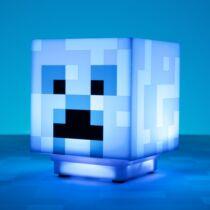 Minecraft Feltöltött Creeper hangulatvilágítás