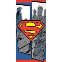 Superman fürdőlepedő