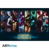 League of Legends - Champions poszter