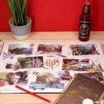 Harry Potter asztali füzetalátét