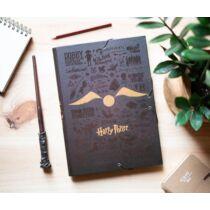 Harry Potter - Aranycikesz gumis mappa