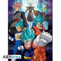 Dragon Ball Super - Fúzió poszter
