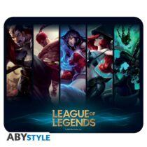 League of legends hajlékony egérpad