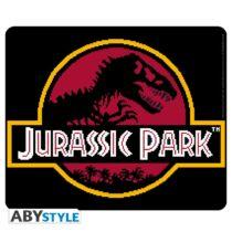 Jurassic Park - Pixel logo hajlékony egérpad