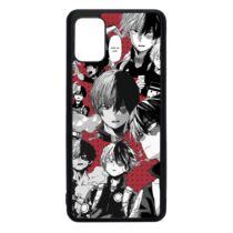 My Hero Academia - Todoroki RED Art - Samsung Galaxy Tok - (Többféle)