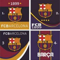 FC Barcelona arctörlő 2. (2 db )