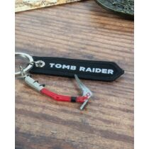 Shadow of The Tomb Raider 3D Pickaxe kulcstartó