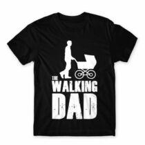 The walking dad férfi póló