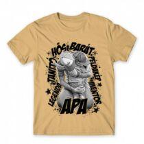 Apa - férfi póló