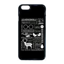 Harry Potter- Varázsigék - iPhone tok - (többféle)