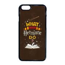 Harry Potter- Mit tenne most Hermione? - iPhone tok - (többféle)