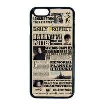 Harry Potter- Daily Prophet - iPhone tok - (többféle)