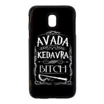 Harry Potter- Avada Kedavra - Bitch - Samsung Galaxy Tok - (Többféle)