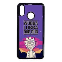 Rick és Morty - Wubba Lubba - Huawei tok (többféle)
