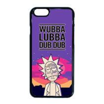 Rick és Morty - Wubba Lubba - iPhone tok - (többféle)