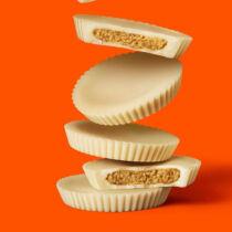 Reese's King size fehercsokoládéval bevont mogyorókrém falatkák