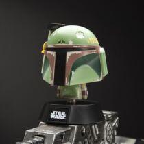 Star Wars Boba Fett 3D ikon hangulatvilágítás