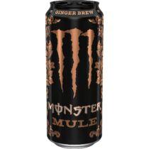 Monster Mule - Ginger Brew - Gyömbér Energiaital