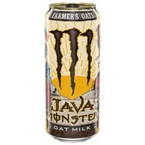 Monster Java - Farmer's Oats kávés energiaital