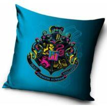 Harry Potter Hogwarts színes logó párnahuzat