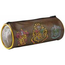 Harry Potter Házak tolltartó/sminkes táska