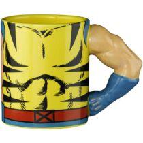 Marvel - Farkas/ Wolverine 3D bögre