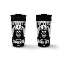 Star Wars - I like my Coffee rozsdamentes acél utazóbögre