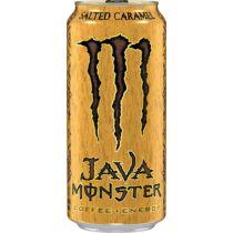 Monster Java - Salted Caramel kávés energiaital
