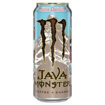 Monster Java - Swiss Chocolate kávés energiaital