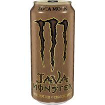 Monster Java - Loca Moca kávés energiaital