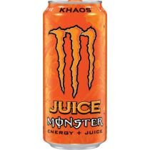 Monster Khaos Energiaital
