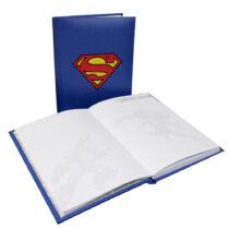 Superman prémium világító füzet