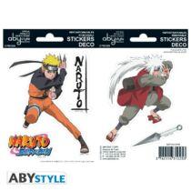 Naruto Shippuden - Matrica szett