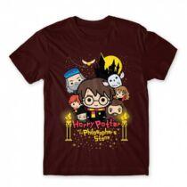 Harry Potter Chibi férfi póló