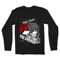 Sasuke Uchiha – The Avenger férfi hosszúujjú póló